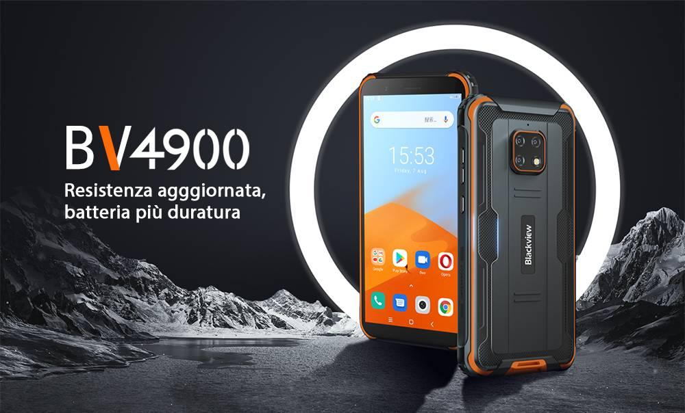 BV4900 resistenza aggiornata batteria piu duratura