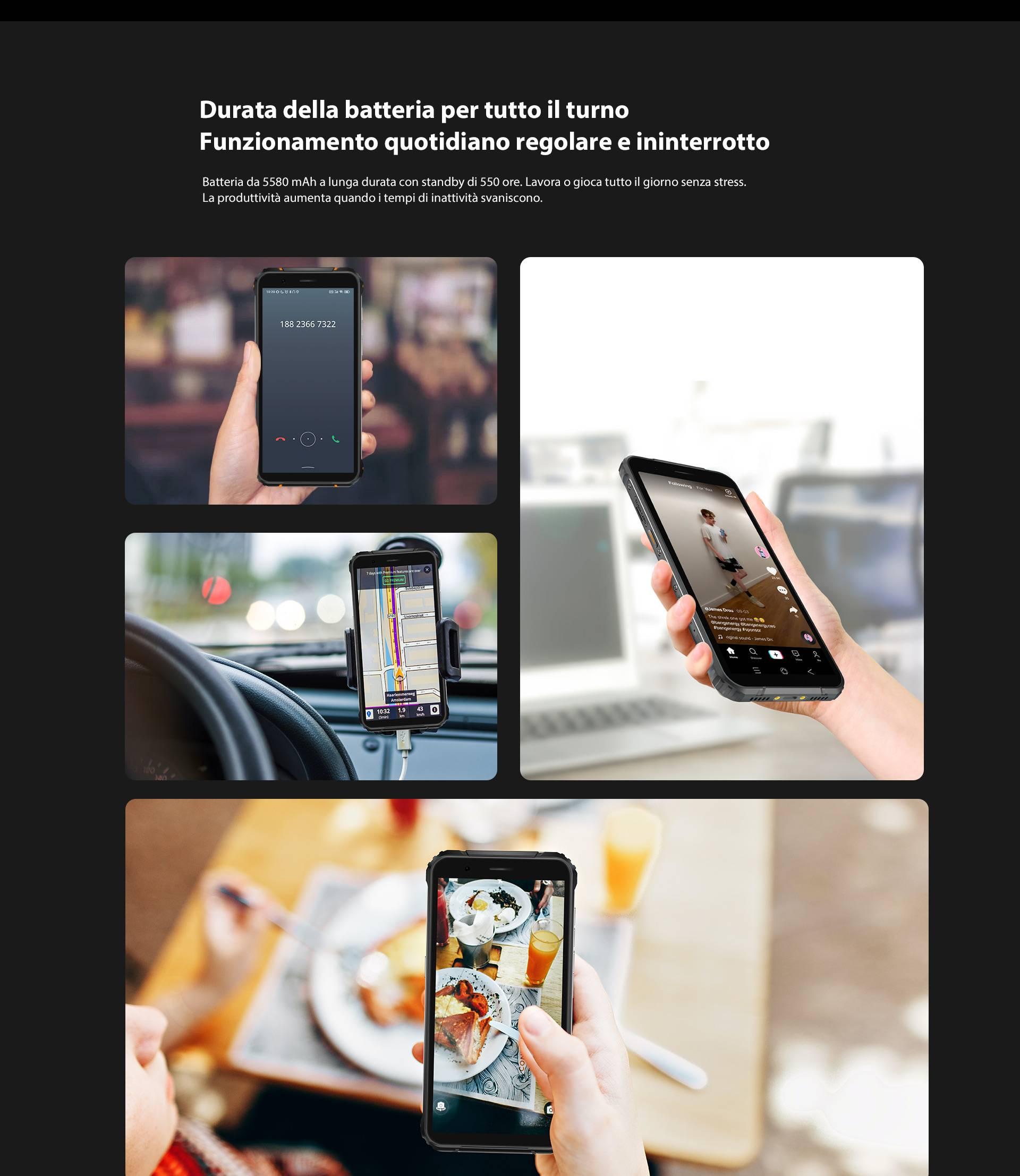 scanner smartphone bv5100 pro