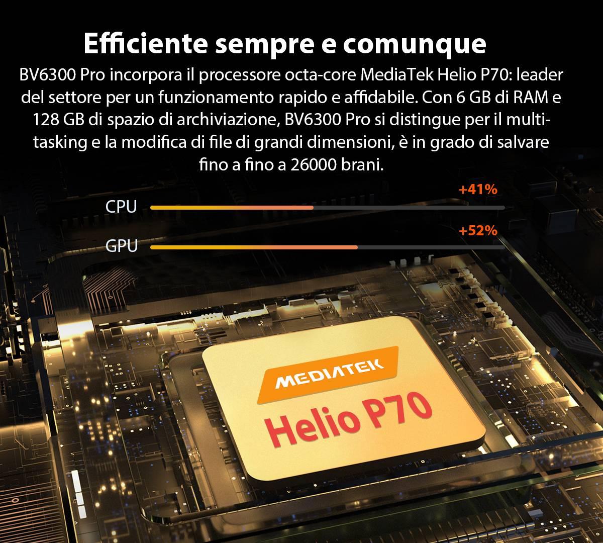 BV6300 Pro HD+