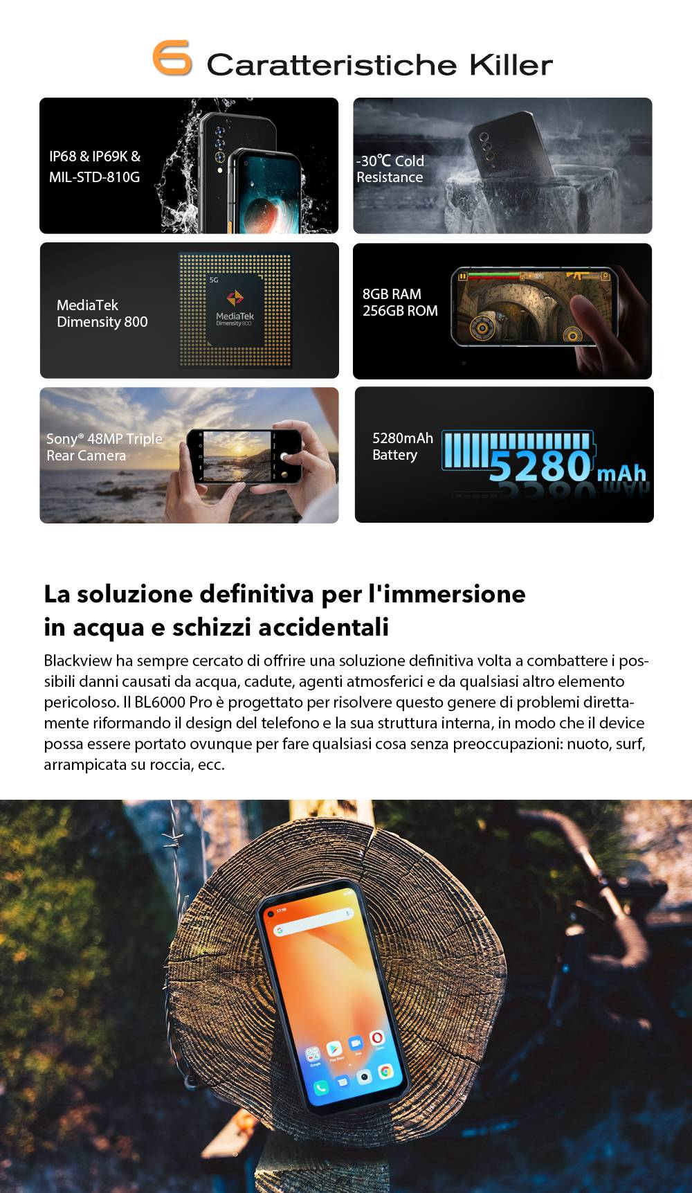 processore mediatek dimensity 800 blackview